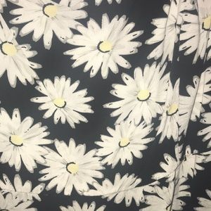 SO Dresses - Daisy print fit and flare dress